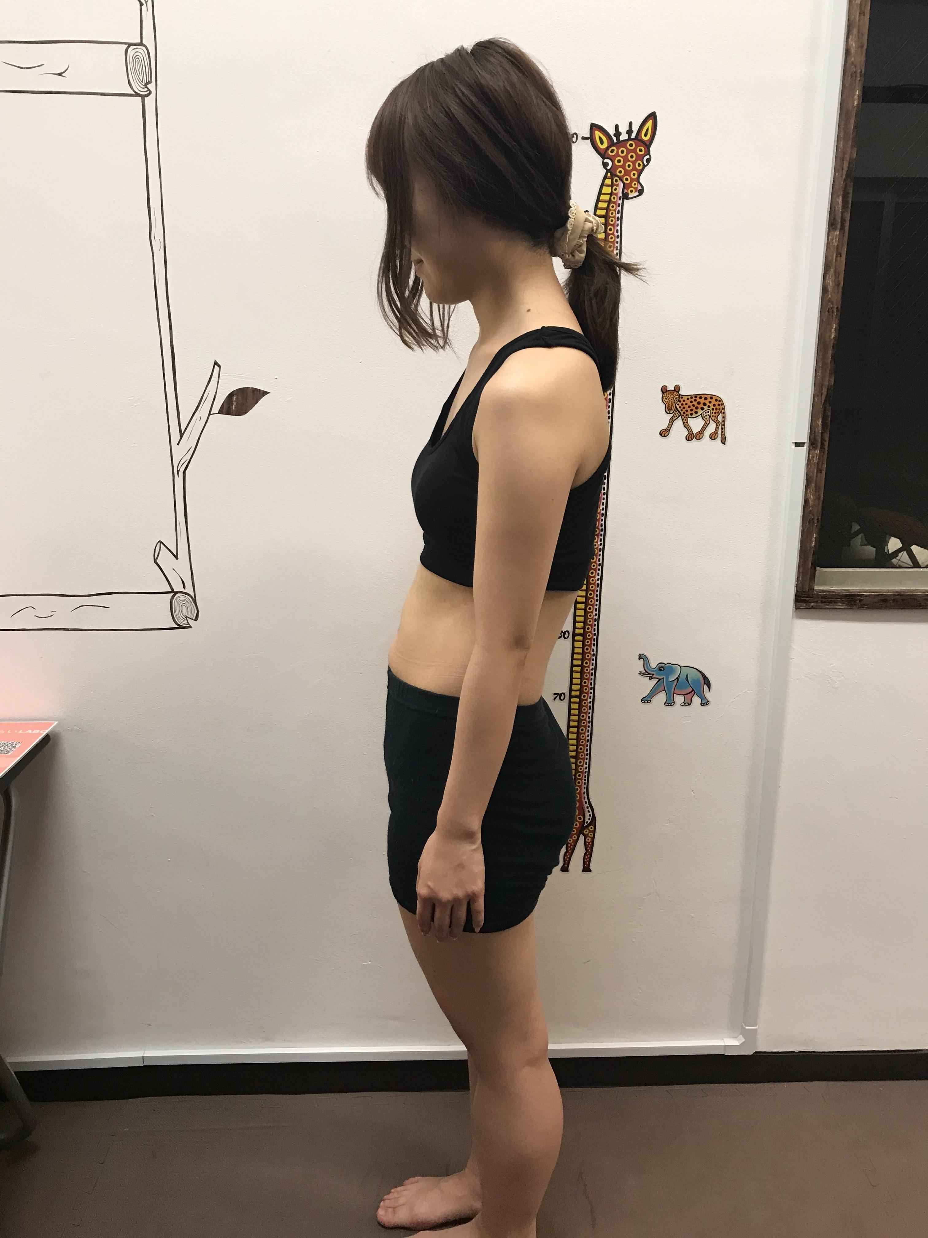 腰痛、肩こり、頭痛を改善する鍵!②姿勢、猫背改善