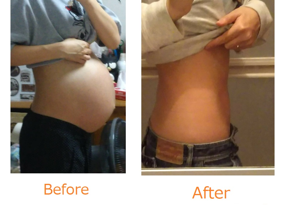 産後ダイエット実践してみた!(頑張ったのは嫁^^;)
